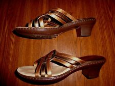 STRICTLY COMFORT SANDALS WOMEN'S SIZE 6 M
