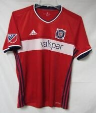 Chicago Fire Men's Size Medium Adidas Climacool Jersey A1 710