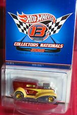 2013 COLLECTORS NATIONALS, 1/64 HOT WHEELS MOB ROD   MINT IN PACK!