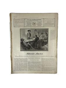The Ladies Home Journal VINTAGE Magazine January 1922