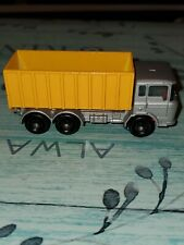 ⭐ VINTAGE LESNEY MATCHBOX NO. 47 DAF TIPPER CONTAINER TRUCK & Foden Tractor.