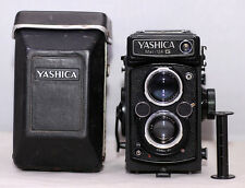 Nice Yashica Mat-124G 120 Film TLR Camera, WT Case, New Seals, CLA