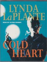 Cold Heart Lynda La Plante 2 Cassette Audio Book Crime Thriller Abridged