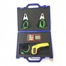 HVAC PRO Kit, digital meter, Thermocouple, 2 Pipe Clamp Probes, I/R Thermometer