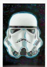 Star Wars STORMTROOPER PRINT HAND SIGNED Tom Zotos