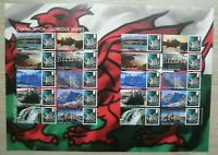 THE 2007 SMILERS SHEETS YEAR SET OF 8 SHEETS. PERFECT UNFOLDED MNH. LS37 to LS44