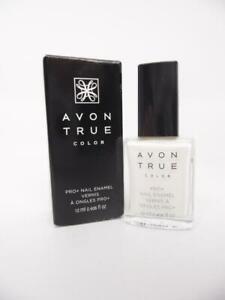 Avon True Color Pro+ Nail Enamel - French Tip White - 0.406 fl. oz.