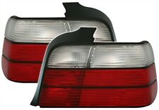 FEUX ARRIERE AR BLANC ROUGE BMW SERIE 3 E36 BERLINE 1990-1998 323I 328I 328IS