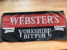Wonderful Webster bitter beer towel