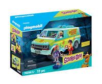 PLAYMOBIL® 🐕 Scooby Doo Mystery 🚙 Machine 🇺🇸USA SELLER