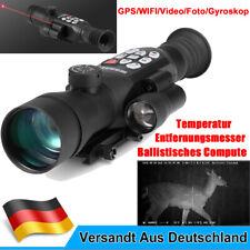 WANNEY 940nm IR Nachtsichtgerät Monokular Zielfernrohr Camcorder GPS Jagd F2R4