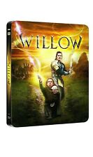 WILLOW Blu-Ray STEELBOOK *NEW* 1988 Ron Howard George Lucas Region-Free ABC UK