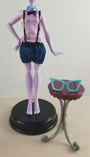 New Monster High Lots of Looks Draculaura Fashion Outfit Glasses Suspenders Nerd