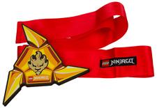 LEGO Ninjago Ninja Belt & Throwing Star 851338 soft foam ninja toy weapon