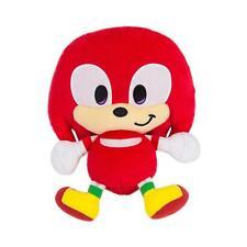 "Sonic Boom 8"" Emoji Small Plush Knuckles - Happy"
