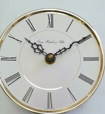 Takani pendulum  Quartz clock movement with Hermle 150mm dial