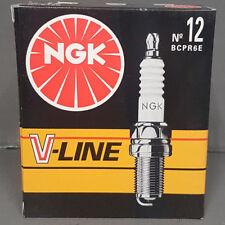 4pzas. NGK V-Line 12 Bujía Bcpr6e, 6129 , Citroen Fiat Ford Peugeot Skoda