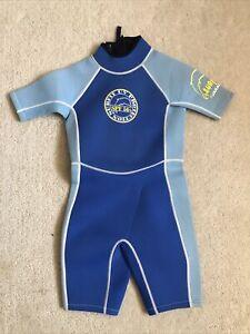 Wetsuit Shorty Jakabel Surfit Kids Childrens XL 8-9 Years Wet Suit