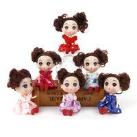 12cm Confused Doll Wedding Dolls Vinyl Toys Baby Doll Creative Kids Xmas GiftsXP