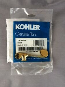KOHLER Replacement Solid Brass Lever Handle 75143-PB