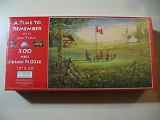 300 piece Puzzle: A Time To Remember by Sam Timm, Brand New & Sealed