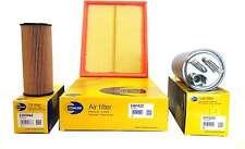 AUDI a4 1.9 TDI 2001 - 2004 Filtri aria olio carburante kit di ricambio Originali Comline