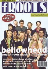 BELLOWHEAD / AMADOU & MARIAM / YASMIN LEVYFolk Rootsno.266/7Aug2005