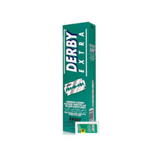 Derby Extra Double Edge Razor Blades – Pack of 100 / SAME DAY POST - Aus Store