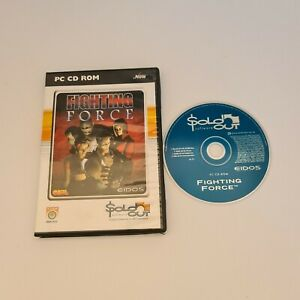 Fighting Force - PC CD-ROM - CORE/EIDOS