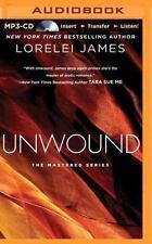 Mastered: Unwound 2 by Lorelei James (2014, MP3 CD, Unabridged)