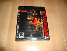 METAL GEAR SOLID 4 GUNS OF THE PATRIOTS DE KONAMI PARA SONY PS3 NUEVO PRECINTADO