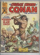 SAVAGE SWORD OF CONAN #16 -- December 1976 -- Norem -- F or Better