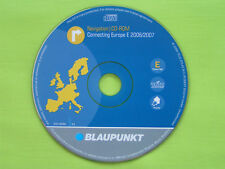 CD NAVIGATION EUROPA EX 2007 VW RNS 300 GOLF 5 TOURAN AUDI 5.0 FORD SKODA SEAT