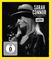 SARAH CONNOR - MUTTERSPRACHE LIVE-GANZ NAH  (BLURAY)  BLU-RAY NEUF