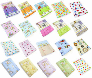 BABY CHANGING MAT 100% COTTON CHILD TODDLER NURSERY MAT FOR CHANGING UNIT