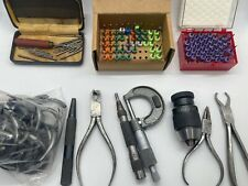 Accessories Lot Unknown Parts Watch & Clockmakers Tools
