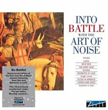Art Of Noise - Into Battle With The Art Of Noise (2011 Remaster)  CD  NEW/SEALED