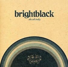 BRIGHTBLACK (MORNING LIGHT) Ala.cali.tucky 2003 GALAXIA CD [Digipak] FREAK FOLK
