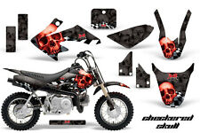 Honda CRF50 Graphic Kit AMR Racing Bike Decal Sticker Part CRF 50 14-17 CHECKER