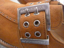 MOSCHELLA BUCKLE MENS HAND MADE LEATHER SHOES SUIT FORD ESCORT CORTINA CAPRI MK1