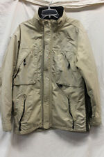 Eddie Bauer Mens Outdoor Outfitter Size Large Winter Jacket Coat Good Used Cond