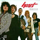 HEART CD GREATEST HITS ANN & NANCY WILSON