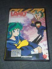 LAMU' LA RAGAZZA DELLO SPAZIO DVD N. 7 (DE AGOSTINI) 4 EP.