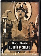 Charles Chaplin: EL GRAN DICTADOR. dvd. Tarifa plana de envío España: 5 €