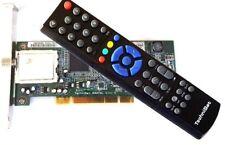 Technisat Skystar DVB-S2 PCI-Karte TV DVB-S bulk nur die Karte und Fernbedienung