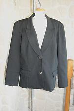 Veste noire neuve taille 4 (52/54) marque GIANI FORTE (étiqueté à 175€)