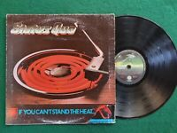 STATUS QUO - If you can't stand the heat -  LP near mint Aust Press