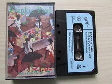 FRANKIE PAUL 'RUB-A-DUB MARKET' CASSETTE, 1987 MANGO / ISLAND RECORDS, TESTED.