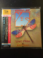 Yes - House Of Yes: Live From House of Blues Neu SHM Mini LP Style CD VSCD4355/6