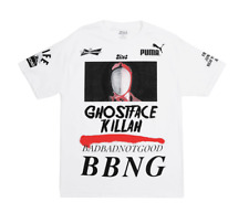2014 GHOSTFACE KILLAH & BADBADNOTGOOD x ALIFE x PUMA x BUDWEISER SUMMER T SHIRT